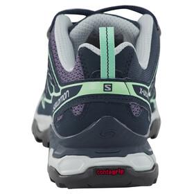Salomon X Ultra Prime - Chaussures Femme - gris/bleu